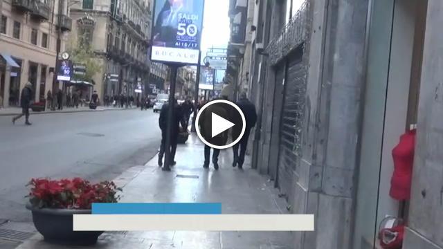 Saldi A Palermo Partenza In Sordina Repubblica Tv La