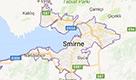 Turchia, autobomba a tribunale Smirne: street view