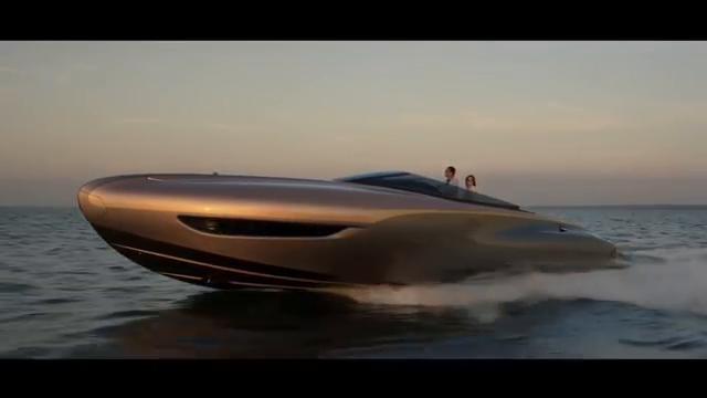 Lexus, non solo auto: ecco il nuovo Sport Yacht Concept