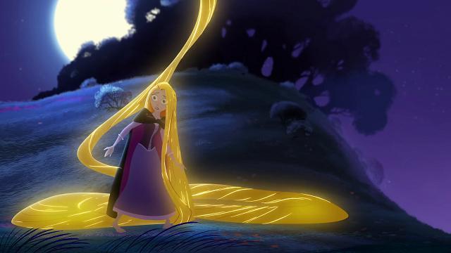 'Tangled Ever After', ritorna Rapunzel e ha di nuovo i capelli lunghi