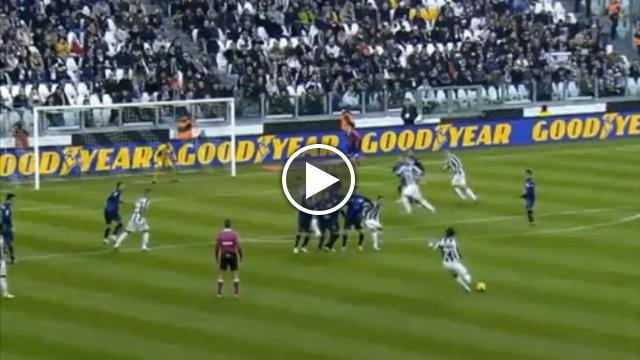 Andrea Pirlo, il calcio perfetto del \'maestro\' delle punizioni ...