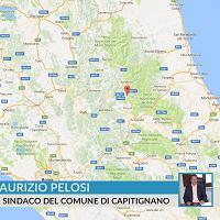 """Terremoto, il sindaco di Capitignano: """"La situazione è gravissima e qui non arriva nessuno''"""
