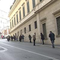 Roma: scolaresca evacuata al Quirinale