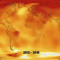 Nasa: il 2016 è l'anno più caldo mai registrato