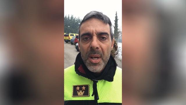 """Hotel Rigopano, il direttore dei soccorsi: """"Non perdiamo la speranza che ci siano ancora superstiti"""""""