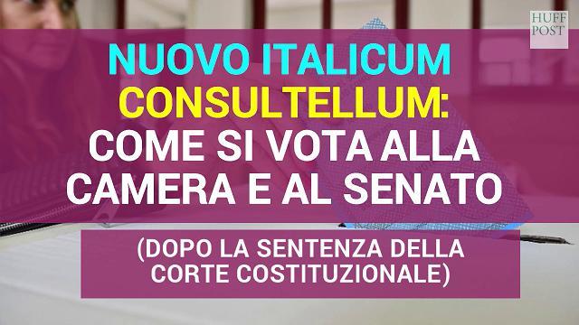 Nuovo italicum e consultellum come si voterebbe oggi alla for Oggi alla camera