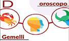 Oroscopo di oggi: 8 febbraio 2017, Gemelli