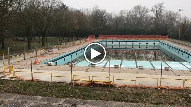Piscina Comunale Ferrara.La Piscina Di Via Bacchelli Da Impianto Olimpionico Ad Area