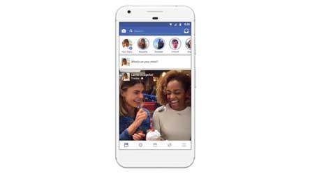 Social Network: ecco Camera, la nuova app di Facebook