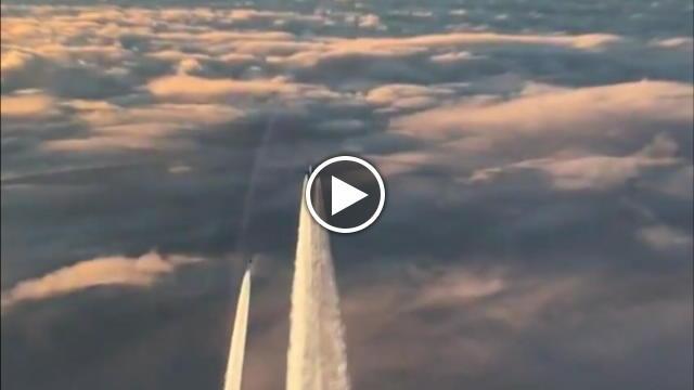 Aereo Di Linea Scortato Da Caccia : Germania il pilota non risponde aereo di linea scortato