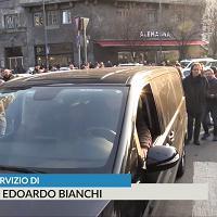 """Milano, a corteo tassisti anche autisti Ncc: """"La politica non deve decidere per noi"""""""