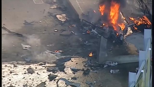 Australia, aereo si schianta contro centro commerciale: cinque vittime