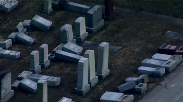 Missouri: vandali al cimitero ebraico