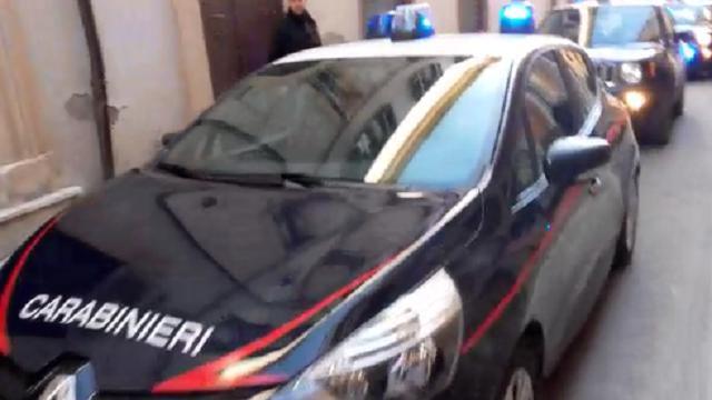 'Ndrangheta, droga e usura: 19 arresti a Chieti