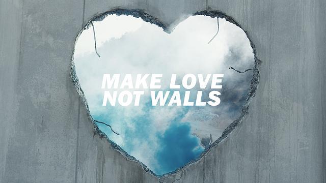 """""""Fate l'amore, non i muri"""", David LaChapelle firma la campagna Diesel"""