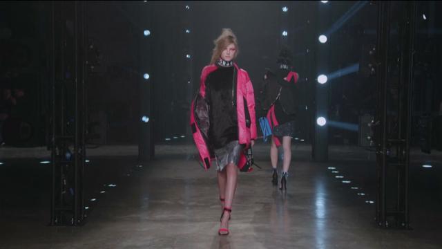 Versus Versace: la sfilata