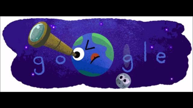 Sette pianeti simili alla Terra: il doodle di Google celebra la scoperta