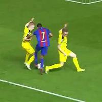 Youth League - Veronica, doppio passo e gol: l'azione solitaria del gioiello del Barcellona