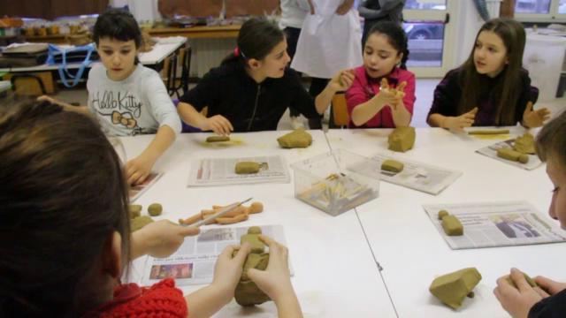 A San Pier s'insegna l'arte della ceramica