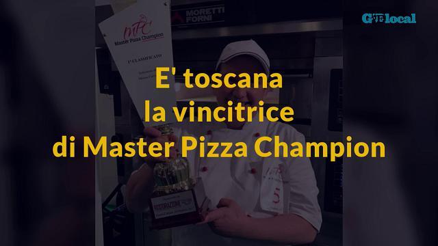 Clara Micheli è la vincitrice di Master Pizza Champion