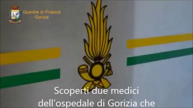 Anche due medici goriziani tra i furbetti del cartellino