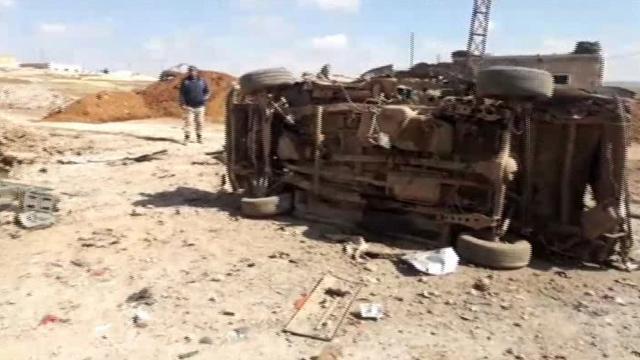 Siria: attentato dell'Isis ad Al Bab