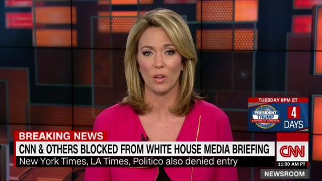 Cnn e Nyt esclusi da briefing alla Casa Bianca: ''Non era mai successo prima''