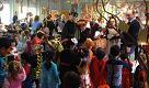 Carnevale: il Re Gnocco incontra i bambini nelle scuole