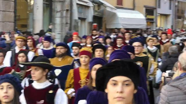 Ferrara, il Carnevale Rinascimentale fa centro