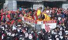 Carnevale, a Ivrea la battaglia delle arance