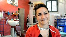 Cinzia, i capelli raccontano