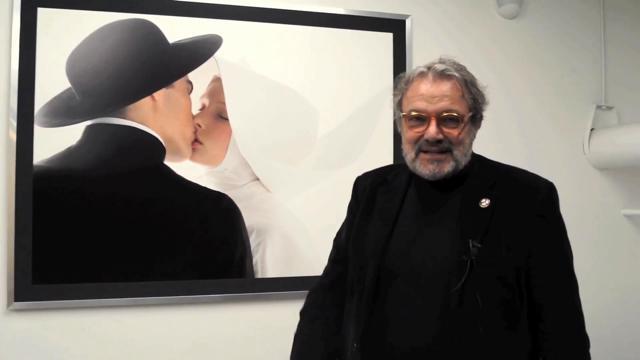 """Oliviero Toscani: """"Giovani, fate la rivoluzione"""""""