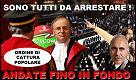 """Forconi, il delirante messaggio a Davigo: """"Emesso ordine di cattura popolare"""""""