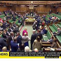 Londra, attacco a Westminster: la sospensione della seduta del Parlamento