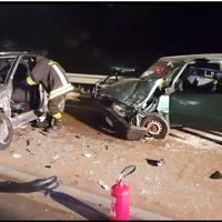 Scontro tra due auto, feriti una giovane di Sennori e un ragazzo di Sorso