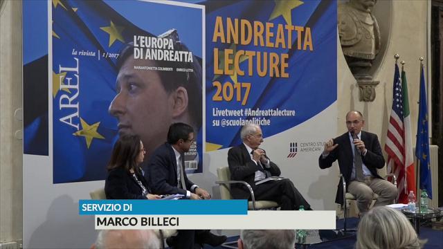 """Trattati di Roma, Letta: """"Europa esca da elitarismo, Erasmus non sia l'unica bandiera"""""""