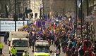 Londra: migliaia di persone in marcia contro la Brexit