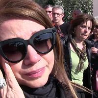 """I funerali di Cino Tortorella a Milano. Cristina D'Avena: """"Poca gratitudine da parte della Tv"""""""