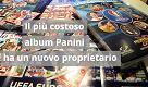 """A 9 anni compra raro album Panini: 12mila euro per """"Messico '70"""""""