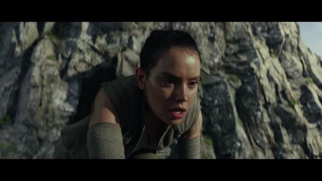 """Star Wars VIII, il primo trailer di """"Gli ultimi jedi"""" alla Celebration di Orlando"""