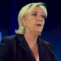 Elezioni francesi, Marine Le Pen: ''Risultato storico, atto di fierezza del popolo francese''