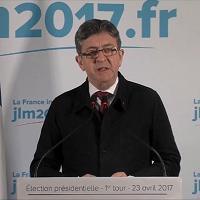 """Elezioni Francia, Mélenchon: ''Orgoglioso di quanto realizzato"""""""