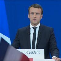 """Elezioni Francia, Macron: ''Sarò presidente contro i nazionalismi"""""""