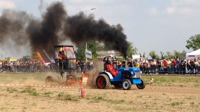 Settanta trattori in gara per ricordare Mattia Falchetti