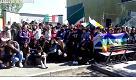 Scuole Begarelli e Sola di San Damaso: con i partigiani per la Pace