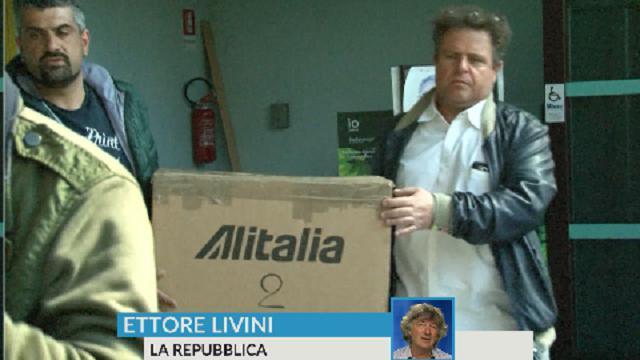 """Referendum Alitalia, Livini: ''Chi ha votato no rischia di rimanere con un pugno di mosche"""""""