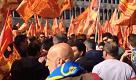 Venezia, gli scontri fra venetisti e centri sociali