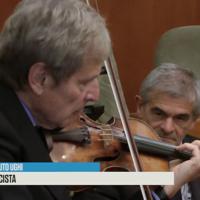 Torino, Uto Ughi suona Paganini in consiglio regionale