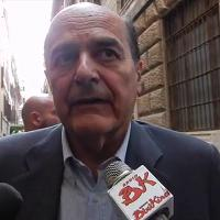 """Bersani: """"Fare presto la legge elettorale: chi vuole mantenere i capilista bloccati è un pazzo"""""""