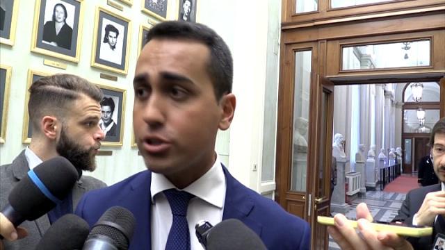"Ong, Di Maio: ""Orlando vergognoso, serve massimo sostegno a pm di Catania"""
